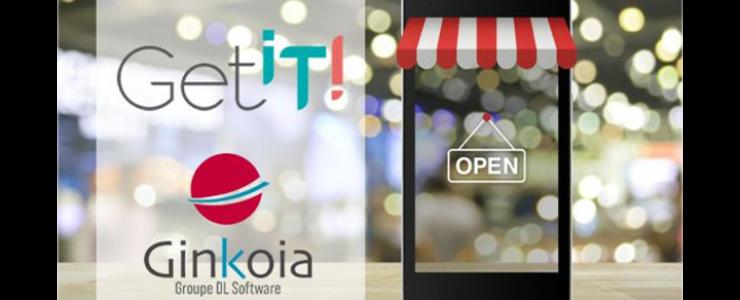 Get iT, nouveau partenaire de Ginkoia