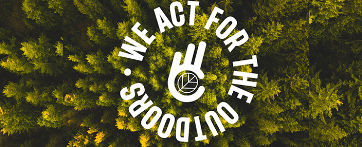 Ginkoia soutient Act For The Outdoors