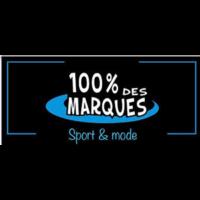 100% des marques logo