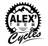 logo Alex'Trem magasin vélo