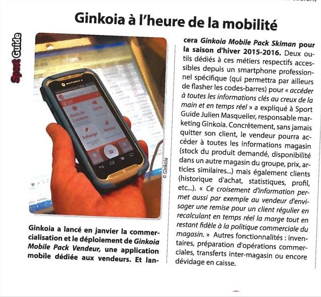 Mobilité article